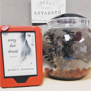 Astaroth, my office fish, strongly recommends this book.