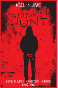 My favorite version of the cover that's available. You know, just a kid in a hoodie...killing vampires.